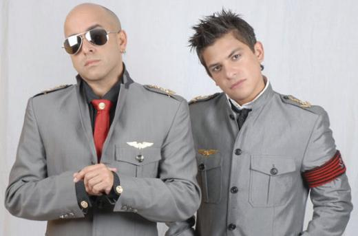 Franco y Oscarcito