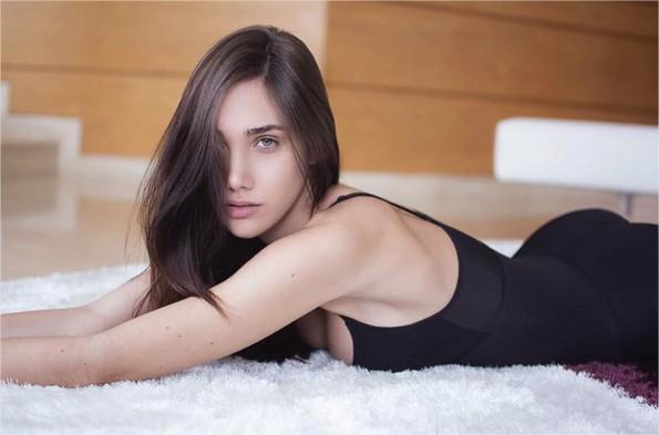 Edymar Martinez se dejó fotografiar desnuda (+FOTOS)
