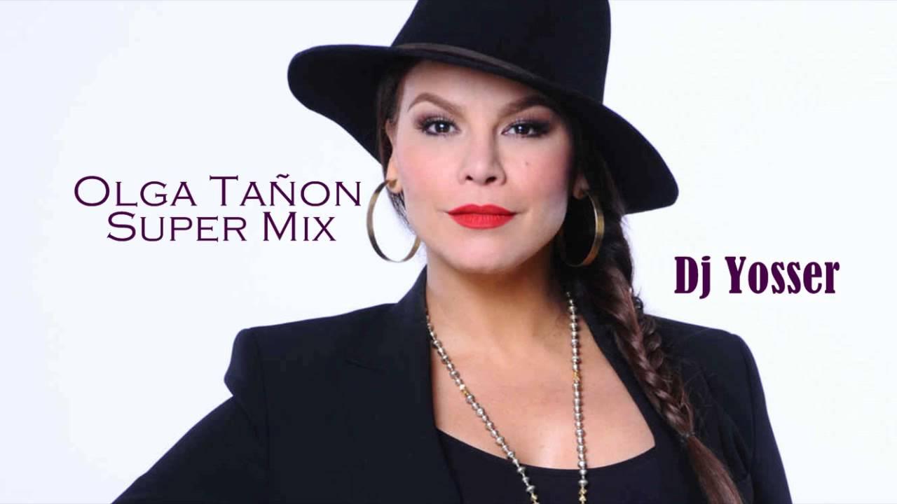 Olga Tañón finalmente expresa su apoyo a Nacho