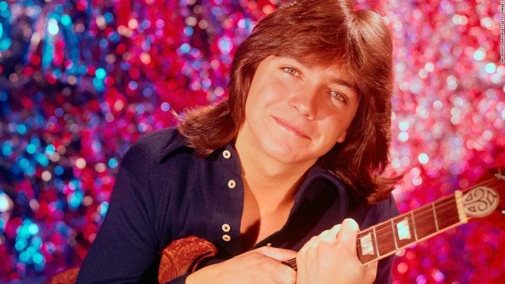 Fallece David Cassidy ídolo juvenil de los 70