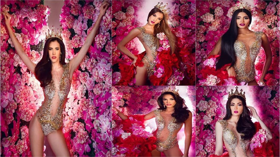 Top 5 del Miss Venezuela 2017
