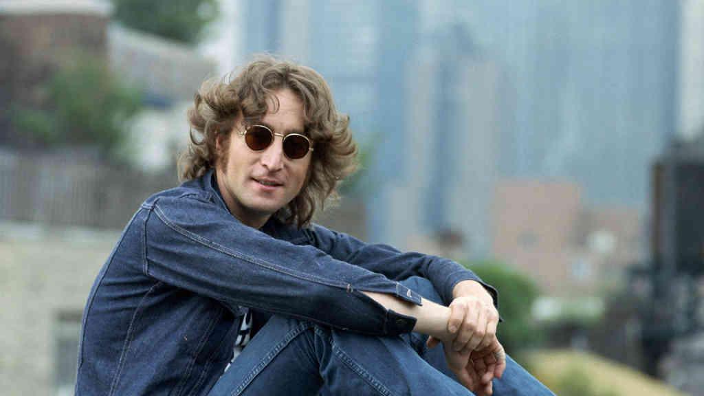 John Lennon, líder de Los Beatles