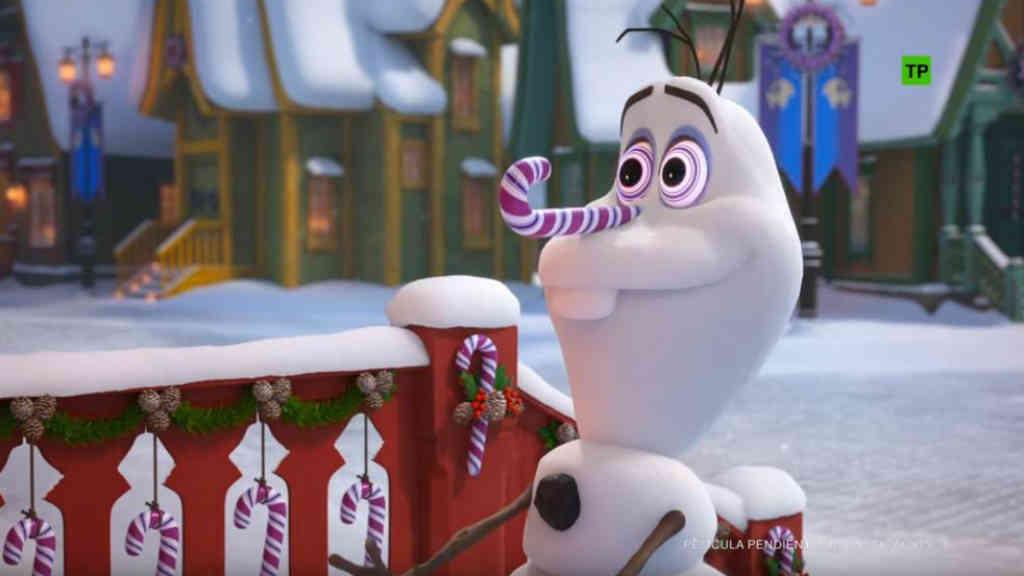 """Disney detiene la proyección del corto de """"Frozen"""""""