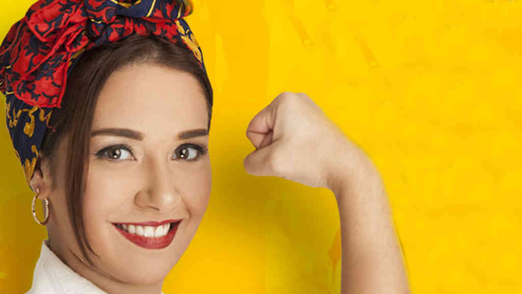 """Daniela Alvarado: """"Esta soy yo, por ahora"""""""