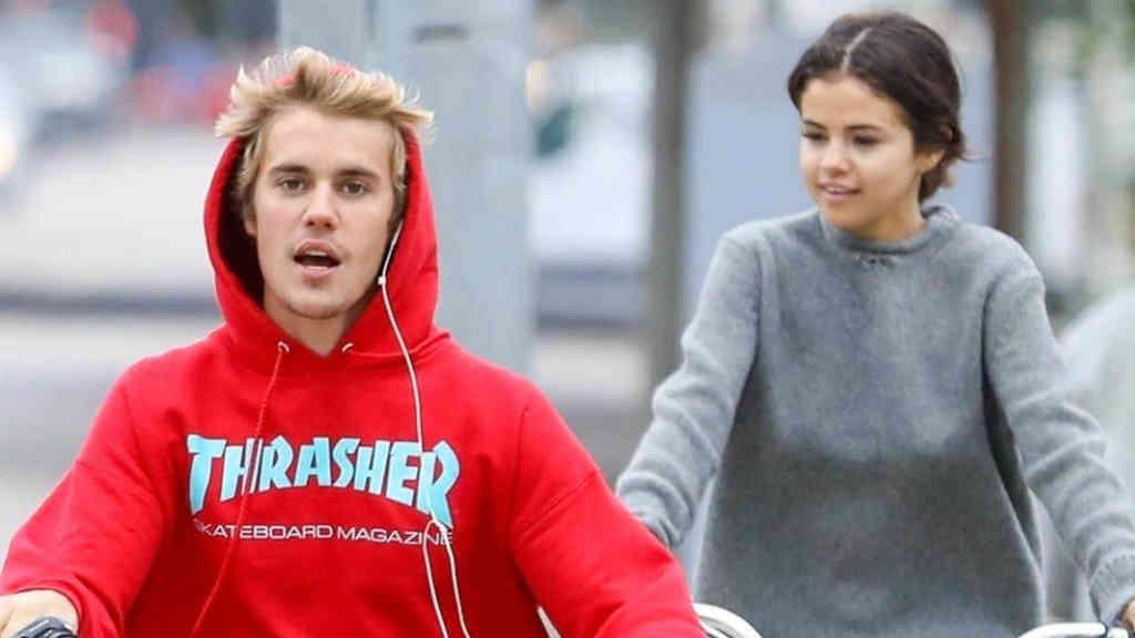 """Justin Bieber y Selena Gomez tuvieron un """"atajaperros"""""""