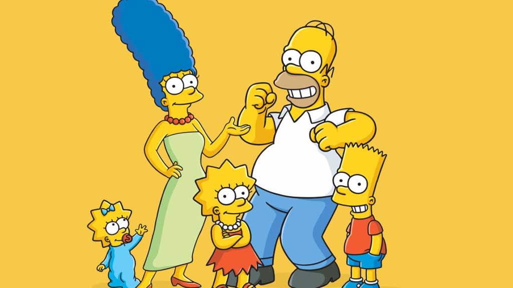"""""""Los Simpsons"""""""