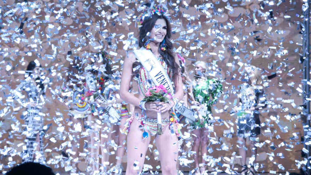 Sambil Model Fashion Show escogió a su nueva representante