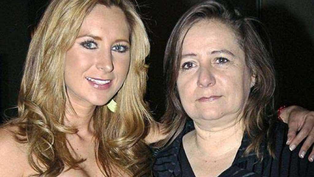 Geraldine Bazán y Rosalba Ortiz Cabrera