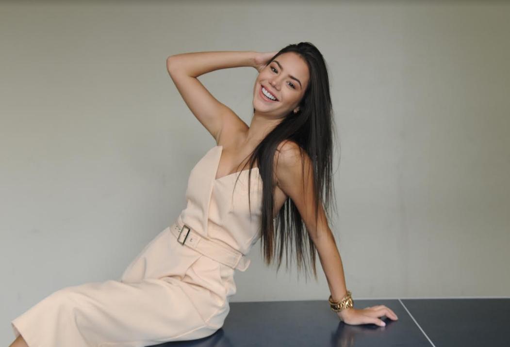 Sharon Hidalgo. Foto: José Felix Lara