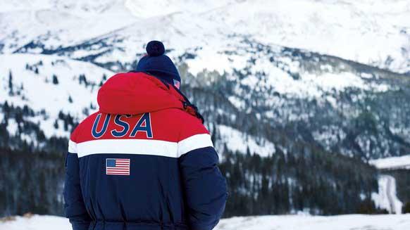 Ralph Lauren Presento Uniforme De Usa Para Los Juegos Olimpicos De