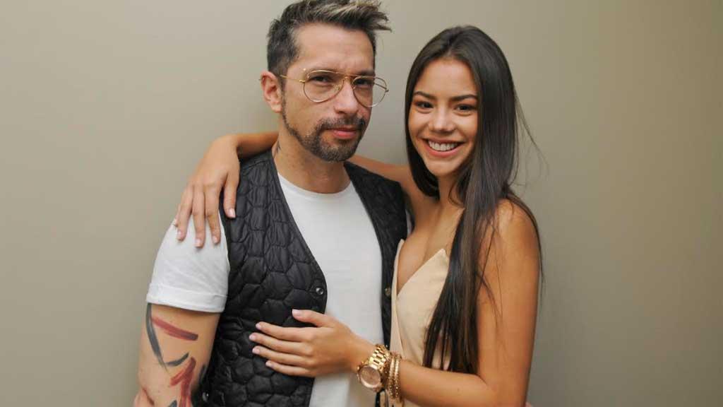 Irrael Gómez y Sharon Hidalgo. Foto: José Felix Lara