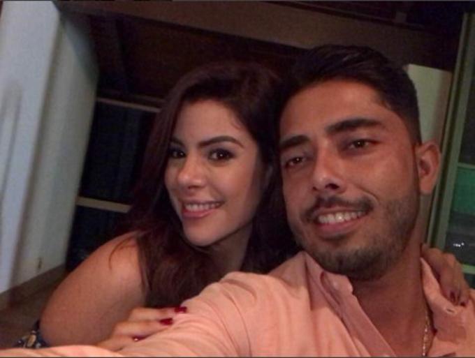 Kerly Ruiz y Ernesto Montoya