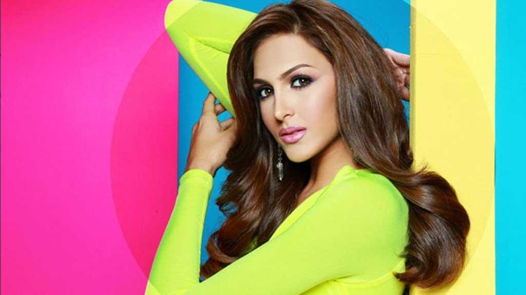 Yanett Díaz. Cortesía: Miss Venezuela