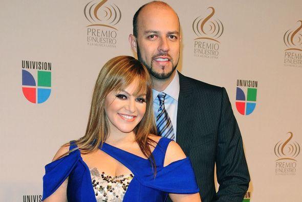 Jenni Rivera y Esteban Loaiza