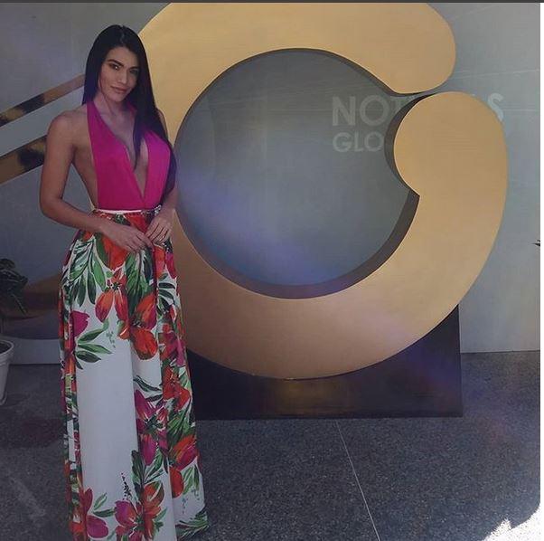 Karelys Oliveros en Globovisión