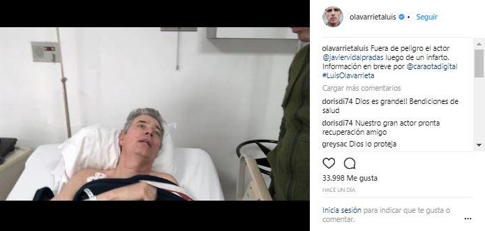 Capture. Instagram. Luis Olavarrieta.