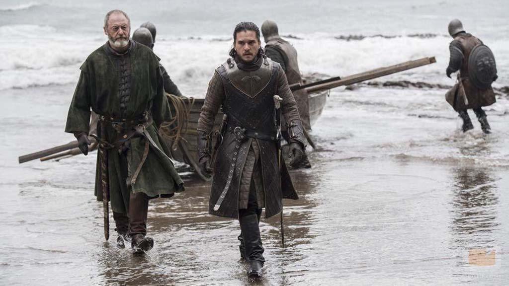 Actor de Games Of Thrones