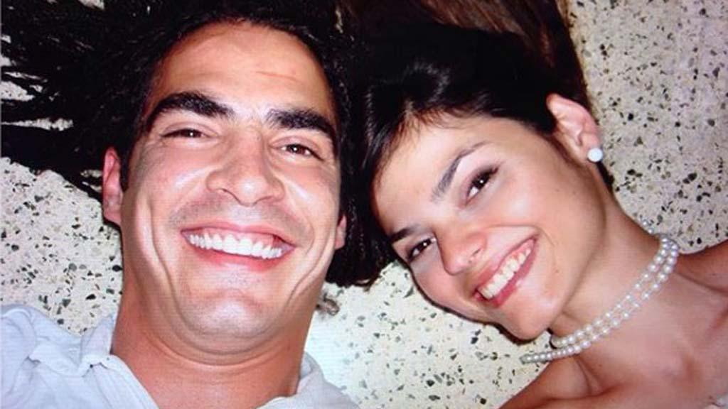 Claudia La Gatta y Luis Gerónimo Abreu se fueron de Venezuela - Revista Ronda