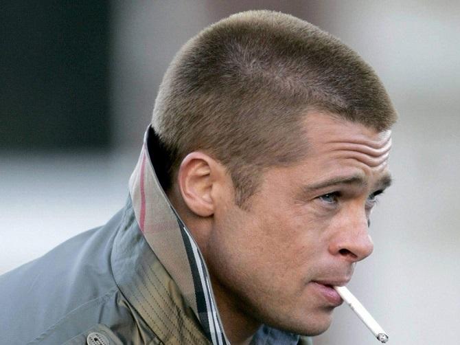 Brad Pitt no puede dejar su adicción y sus hijos se preocupan