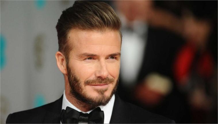 David Beckham - Cortesía