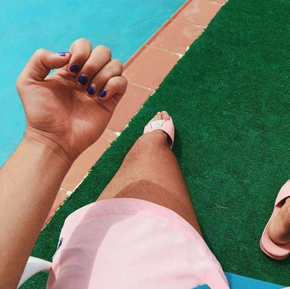 Bad Bunny se ha pintado las uñas de estos colores | Revista Ronda