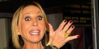 """A Laura Bozzo le decían """"Pájaro loco"""""""