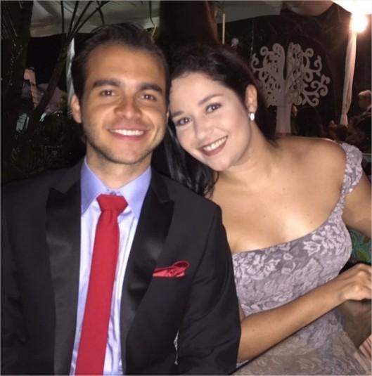Ellos felicitaron a Daniela Alvarado por su cumpleaños - Revista Ronda