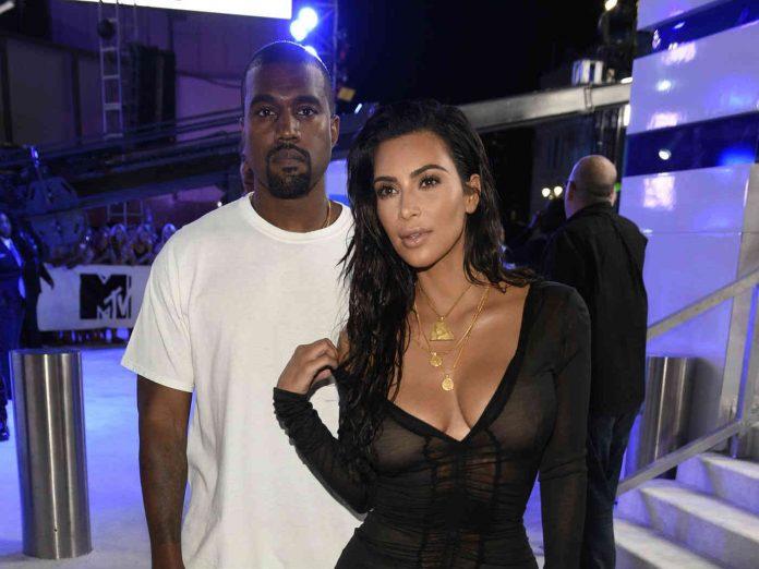 Kim y Kanye - Cortesía