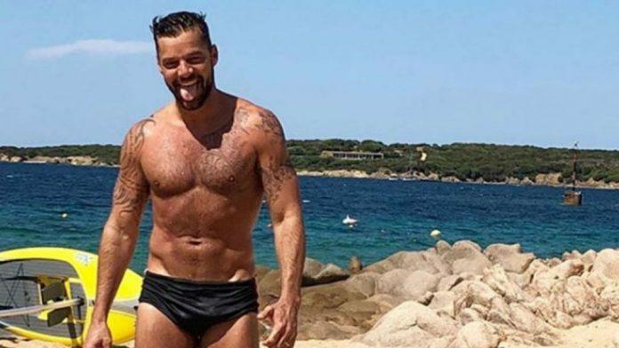 Ricky Martin - Cortesía