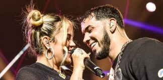 El romántico video de Karol G y Anuel AA (+VIDEO)