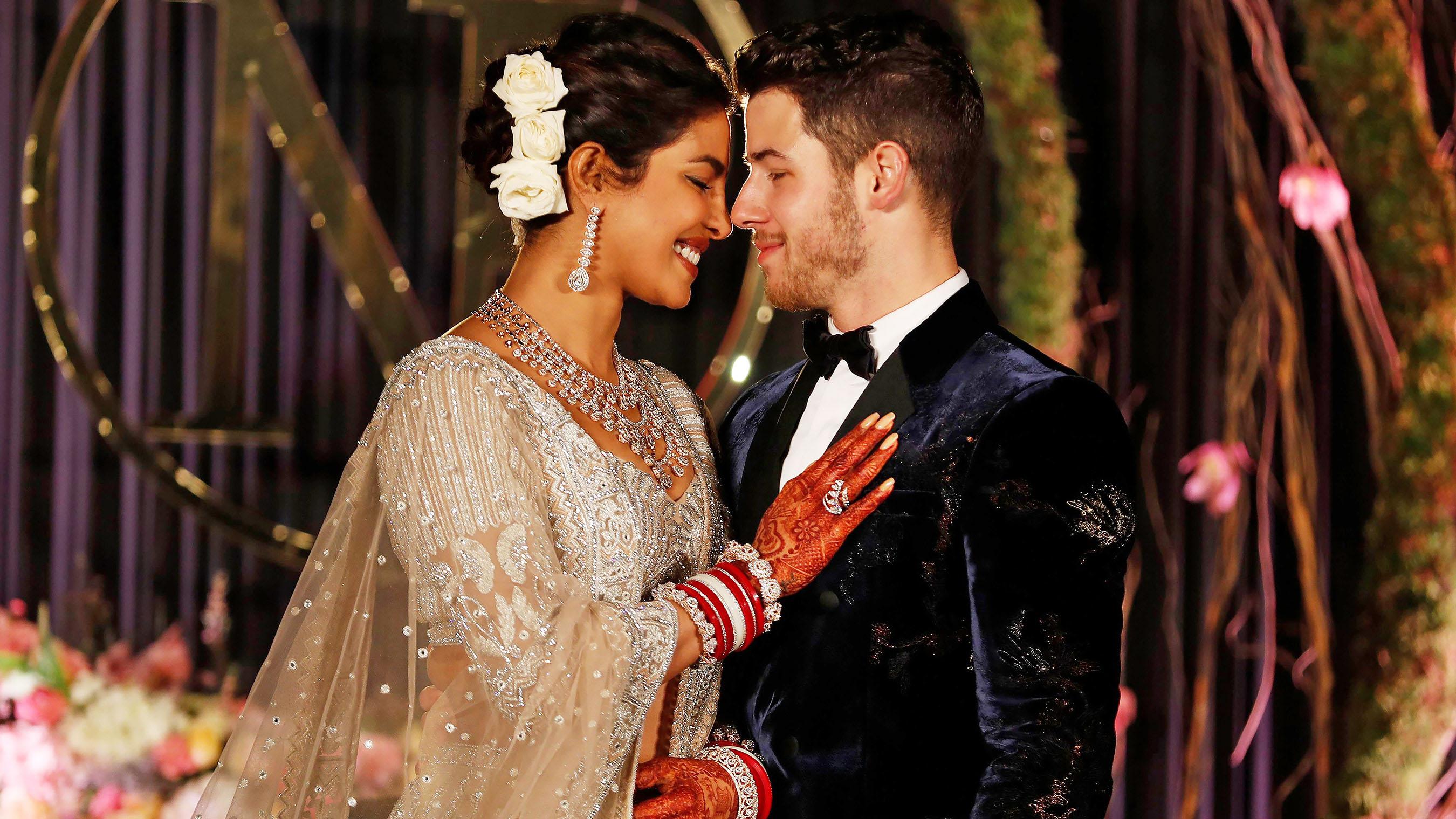 Priyanka Chopra boda