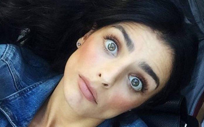 Aislinn Derbez graba los primeros pasos de su hija (+VIDEO)