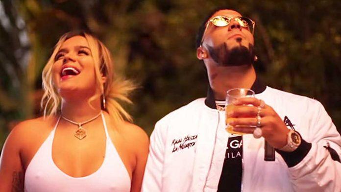 Karol G y Anuel AA lanzan nuevo videoclip juntos (+VIDEO)