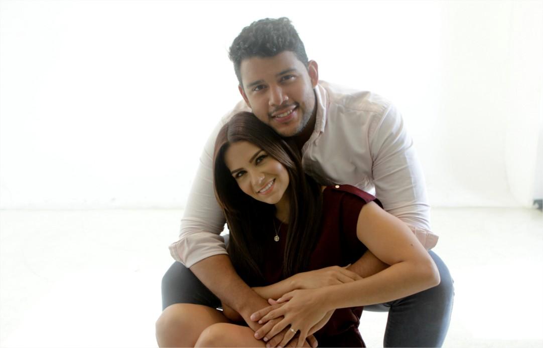 Suegro de Gesaria Lapietra será quien oficie su boda