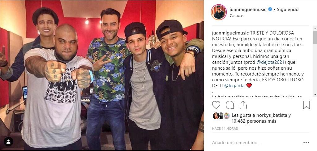Juan Miguel Instagram