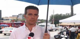 Alejandro Istúriz viajará a Venezuela para reportar a Telemundo
