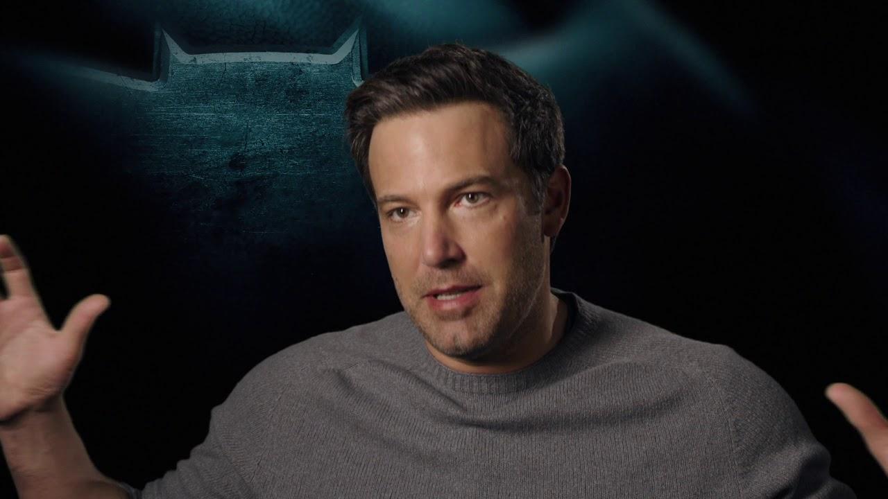 Ben Affleck confiesa porque no seguirá siendo Batman