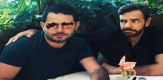 José Eduardo Derbez y su padre se reconciliaron en Marruecos