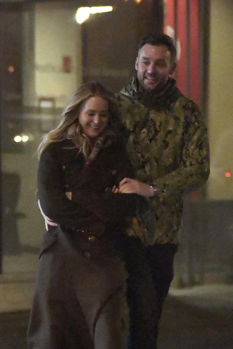 Jennifer Lawrence se lanza al charco