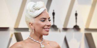 Lady Gaga y la joya más cara de los Oscars