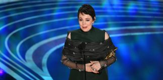 Ni Gaga, ni Aparicio, ni Close. Olivia Colman se llevó el Oscars