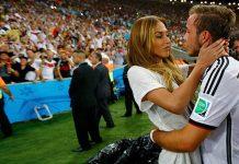 Fútbol en tacones: Top 5 de las parejas más bellas de los futbolistas