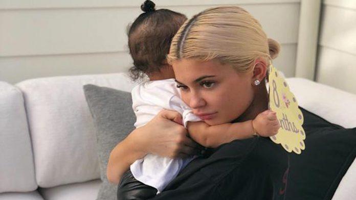 Kylie Jenner revela el nombre que le quería poner a su hija