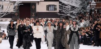 Así se vivió el último desfile de Karl Lagerfeld