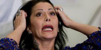 Alejandra Guzmán dizque ya sabe quien fue el choro que robó su casa