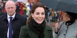 Kate Middleton sorprendió con su look en Blackpool
