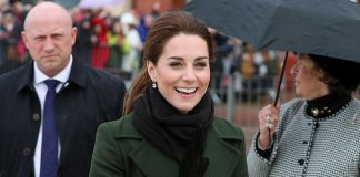 Kate Middleton sorprendió con su look en Blackpool