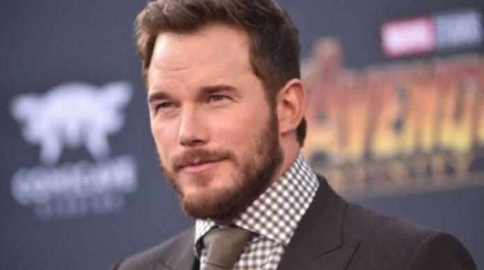 Chris Pratt apareció en la premiere de