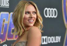"""Scarlett Johansson se lució en la premiere de """"Avengers: End Game"""""""