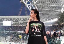 Georgina Rodríguez: El mejor gol de Cristiano Ronaldo